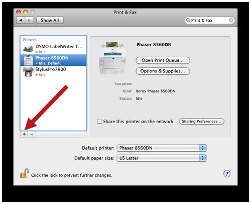 Zebra Printer Driver Mac Os X